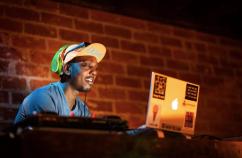 DJ Dame Digi_Santa Monica