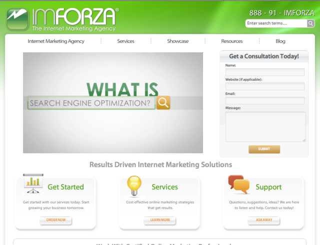 ImForza Internet Marketing
