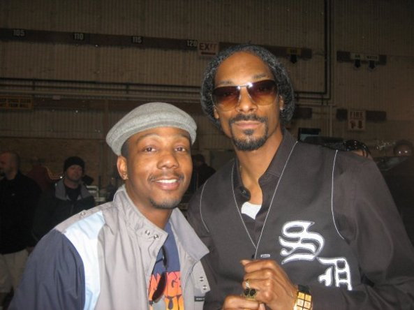 snoop dogg and damon howard photo