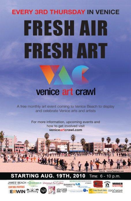 Madpropsart Steel Paintings at Nikki's Venice Beach