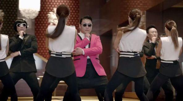 psy-gentleman pink